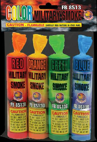 Military Smoke