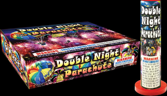 Double Night Parachute