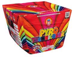 Pyro Technicolor