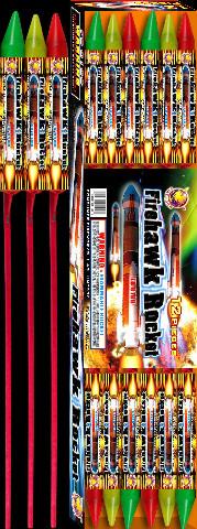 Firehawk Rocket