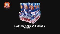 Majestic American Strobe