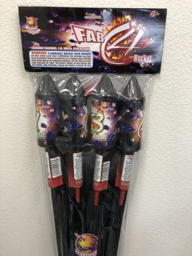 Fab 4 Rockets