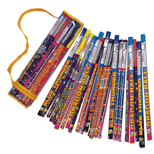 Roman Candle Poly Pack