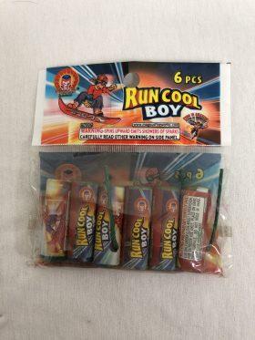 Run Cool Boy